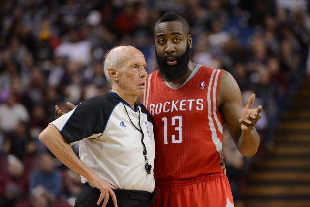 James Harden Injury: Updates on Rockets Star's Ankle