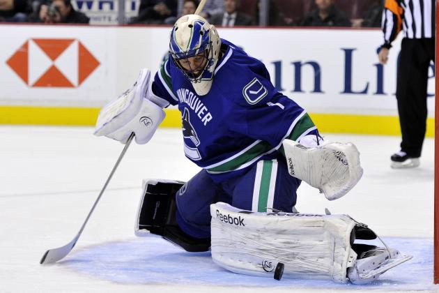 Canucks Hold on vs. Wild to Win Sixth Straight