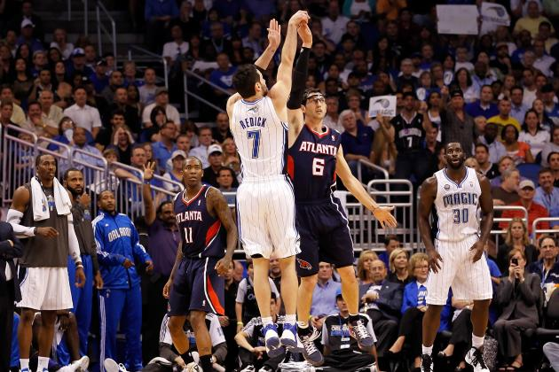 Three NBA Playoff Teams That Should Trade for J.J. Reddick