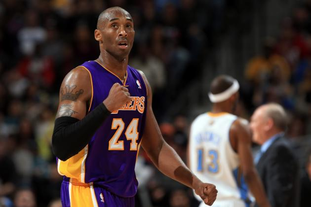LA Lakers' Killer Instinct Critical to Keeping Playoff Hope Alive
