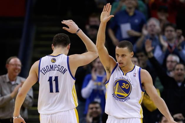 Free-Falling Warriors Enter All-Star Break with Heads High
