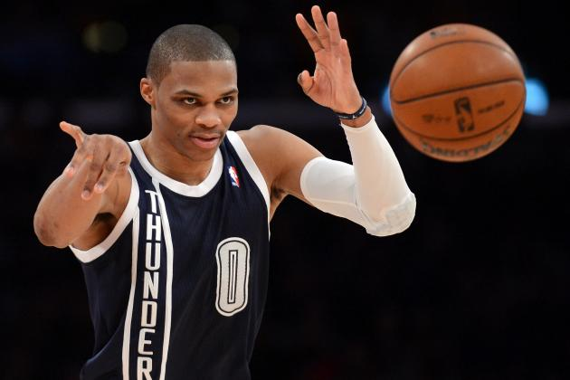 OKC Thunder Not Concerned with Top Seed ... Yet