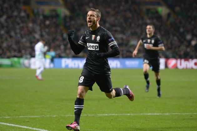 Celtic vs. Juventus Reaction: What's the Point of the Goal-Line Referee Again?