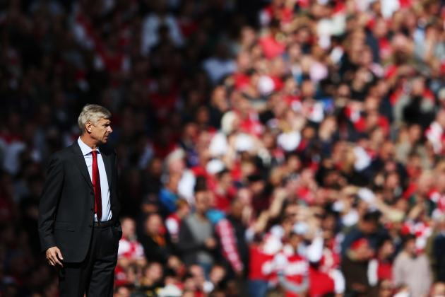 Arsenal: Why Arsene Wenger Should Not Be Sacked, Part 1