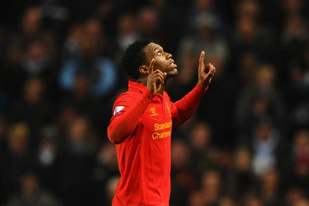 Daniel Sturridge: Analysing His Liverpool Stats So Far