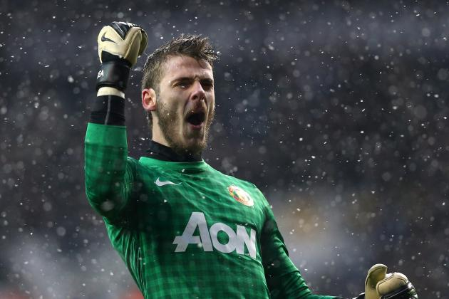 David De Gea: Keeper Can Finally Silence the Doubters Against Real Madrid