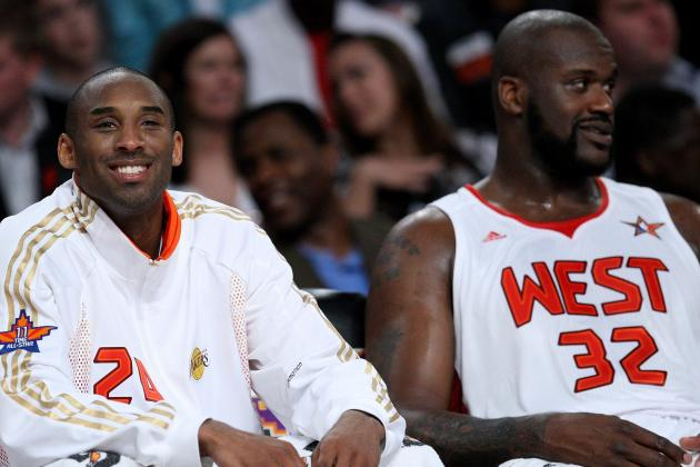 Kobe: 'Really Good Relationship Now' with Shaq