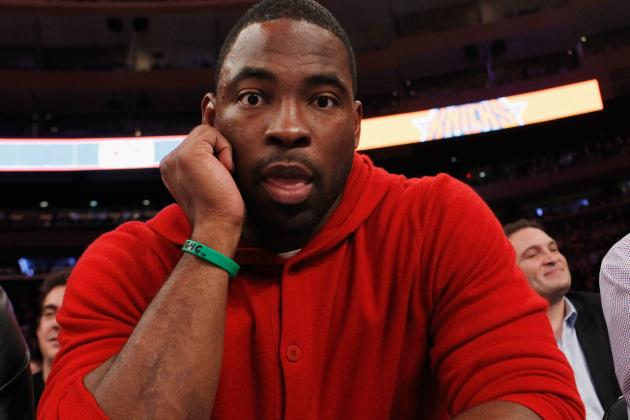 Justin Tuck Surprised by Cuts, but Trusts Giants' Front Office