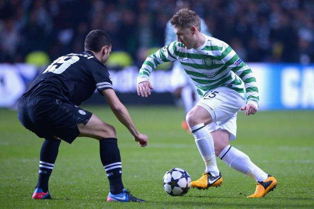 Celtic's Kris Commons Criticises Efe Ambrose After Juventus Defeat