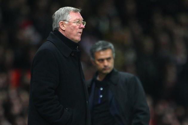 Sir Alex Ferguson and José Mourinho: The Best of Frenemies