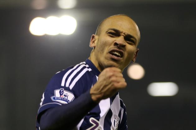 West Broms Players Have No Issue with Peter Odemwingie Returning to the Squad