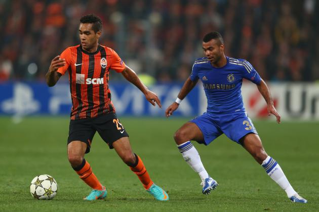 Shakhtar vs. Dortmund: Why Alex Teixeira Is the Player to Watch