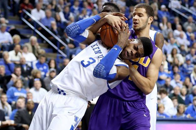 Nerlens Noel Injury: Kentucky's Season Further Derailed by Freak Knee Accident