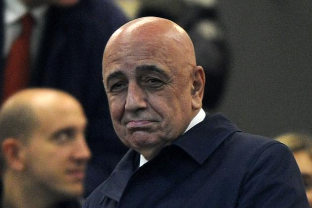 Galliani Proud of Milan's Season
