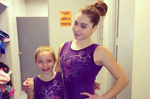 Instagram: McKayla's Back in the Gym