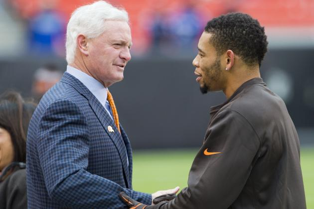 The Honeymoon Ends Abruptly for Jimmy Haslam and Cleveland