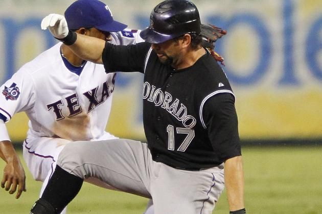 Rockies' Walt Weiss Backs Todd Helton, Anticipates Productive Season