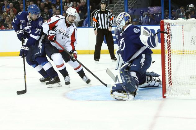 Capitals vs. Lightning: Start Time, Live Stream, TV Info, Preview and More