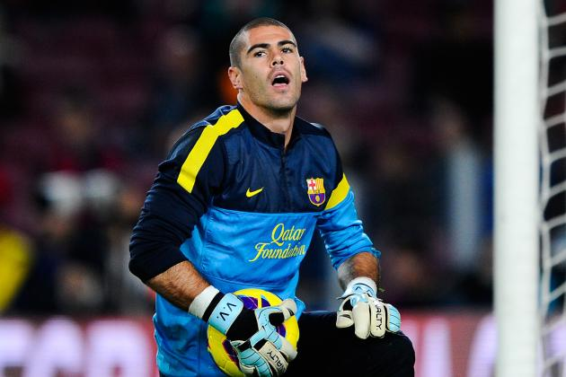 Victor Valdes Will Leave This Summer
