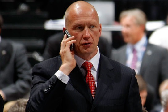 Blue Jackets Name Jarmo Kekalainen General Manager