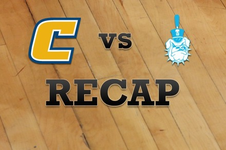 Chattanooga vs. Citadel: Recap, Stats, and Box Score