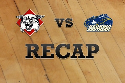 Davidson vs. Georgia Southern: Recap, Stats, and Box Score