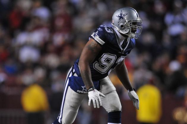Spencer's Agent: 'Good Chance' Spencer Re-Signs with Cowboys