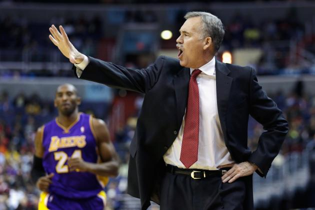 Mike D'Antoni Believes Kobe Bryant Took the Facilitating Role Too Far