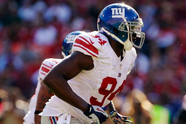 What Should Giants Do at Linebacker?