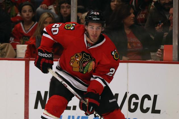 Chicago Blackhawks: Brandon Saad Is Making His Presence Felt