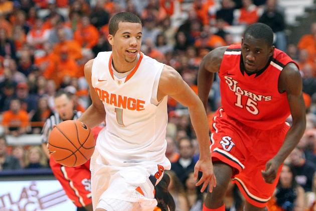 Syracuse and UConn Square Off for Last Time as Big East Rivals