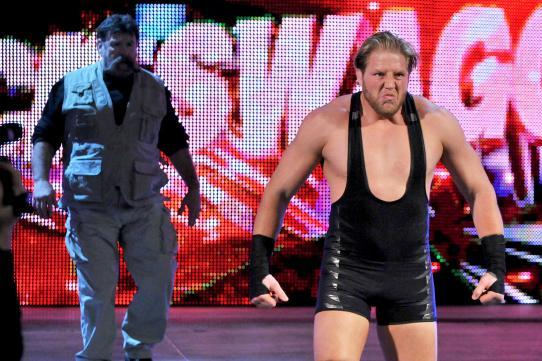 WWE Elimination Chamber 2013 Results: Jack Swagger Wins Chamber Match