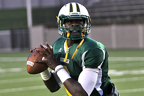 Carver QB Johnson 'The Rock' of AU Class, Lashlee Says