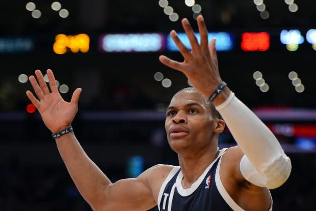 VIDEO: Russell Westbrook Snaps at the Media After Jazz Loss