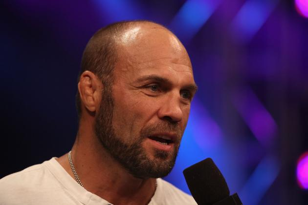 Randy Couture Feels Hughes' Job Offering a Big 'F*** You' from Dana to Couture