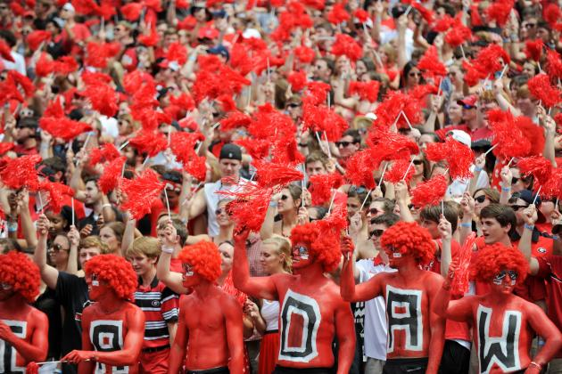 Dawgs Attack Problem of Student Football Attendance