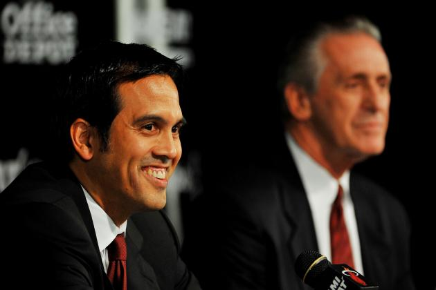 Ethan Skolnick: Miami Heat Coach Erik Spoelstra Still Tied To...