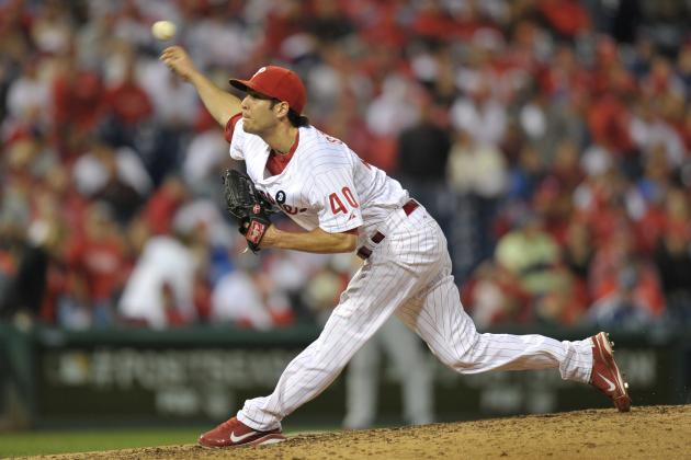 Phillies' Reliever Stutes Ready to Compete After Surgery