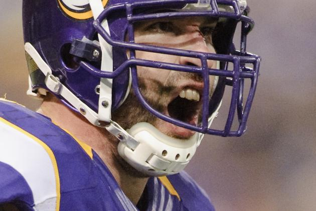 Rewind'12: Jared Allen's Playing Time