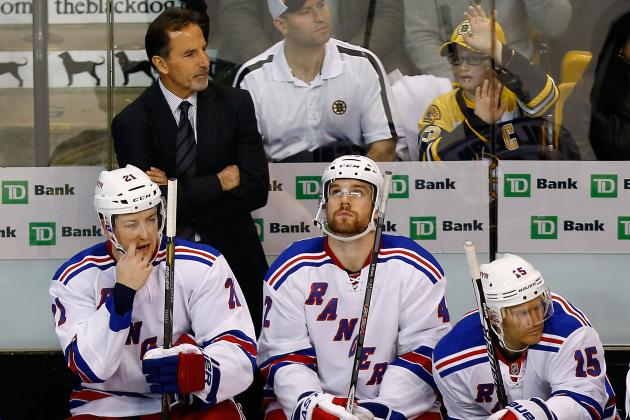 Rangers Lead NHL in Bench Minors, Tortorella Calls It 'Stupid'