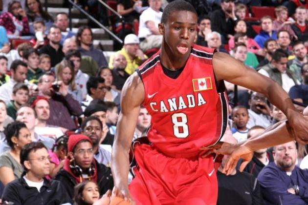 Kansas Basketball: Andrew Wiggins' Trimmed List Includes Jayhawks; Sets Visit
