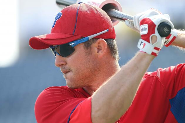 Utley, Howard, Rollins Among Early Arrivals