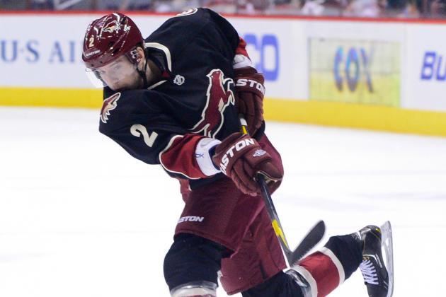 Coyotes Recall Rundblad, Assign Stone to AHL