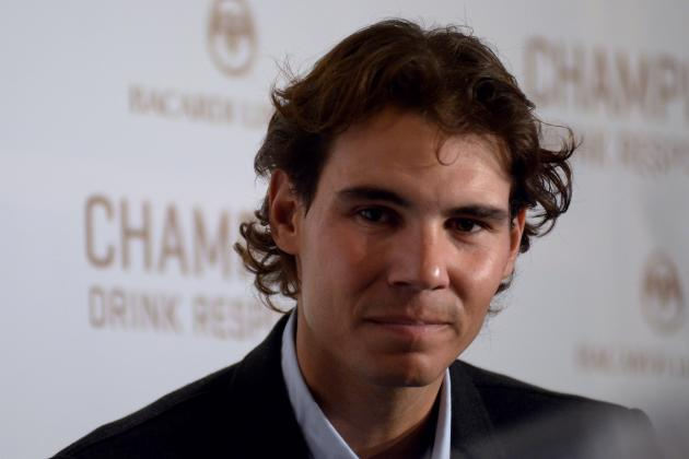 Nadal Blasts ATP for Cement Playing Surfaces