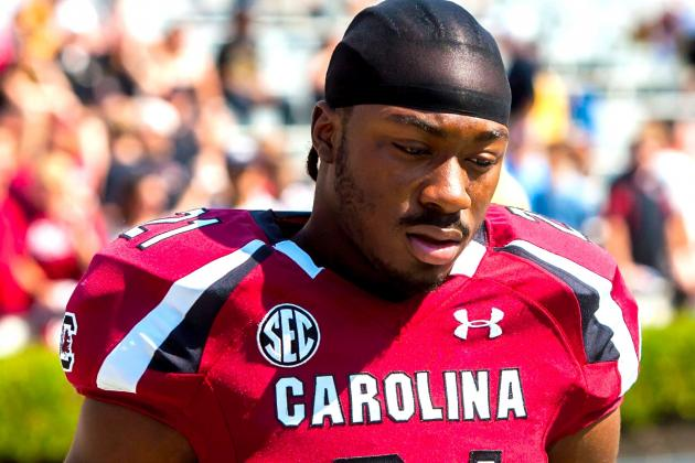 How Marcus Lattimore Can Return from Injury to Take the NFL by Storm