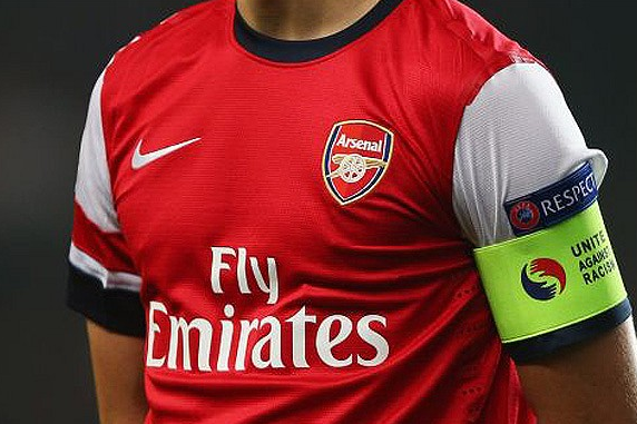 Arsenal Set to Sign £25 Million Shirt Deal with Adidas