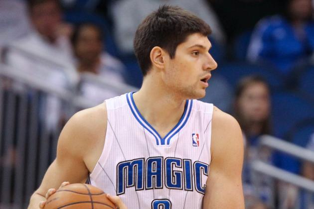 Vucevic, Nicholson Look Forward to Facing Each Other in Rookie-Sophomore Game