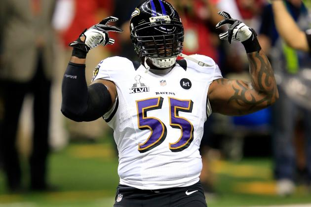 Terrell Suggs Seeking Second Opinion on Possible Biceps Surgery