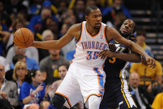 Utah's Demarre Carroll Calls Kevin Durant's Flagrant Foul a 'dirty' Play