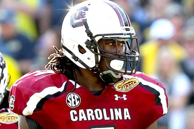 Jadeveon Clowney Reportedly Seeking $5 Million Insurance Policy on Future Career